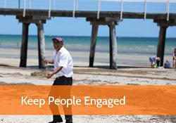 Keep People Engaged