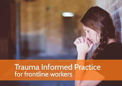Trauma informed practice for frontline workers