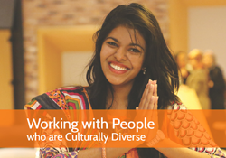 Working with people who are Culturally Diverse