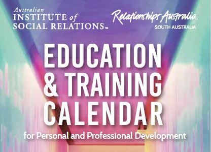 Our Training Calendar